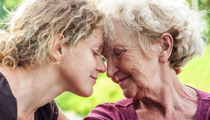 What's involved in giving care?